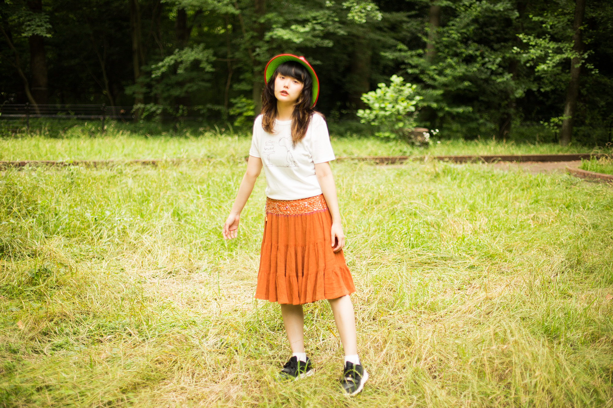 【フェスファッション】フジロックにも着ていきたい!2016年、夏フェスコーデ R7A3923