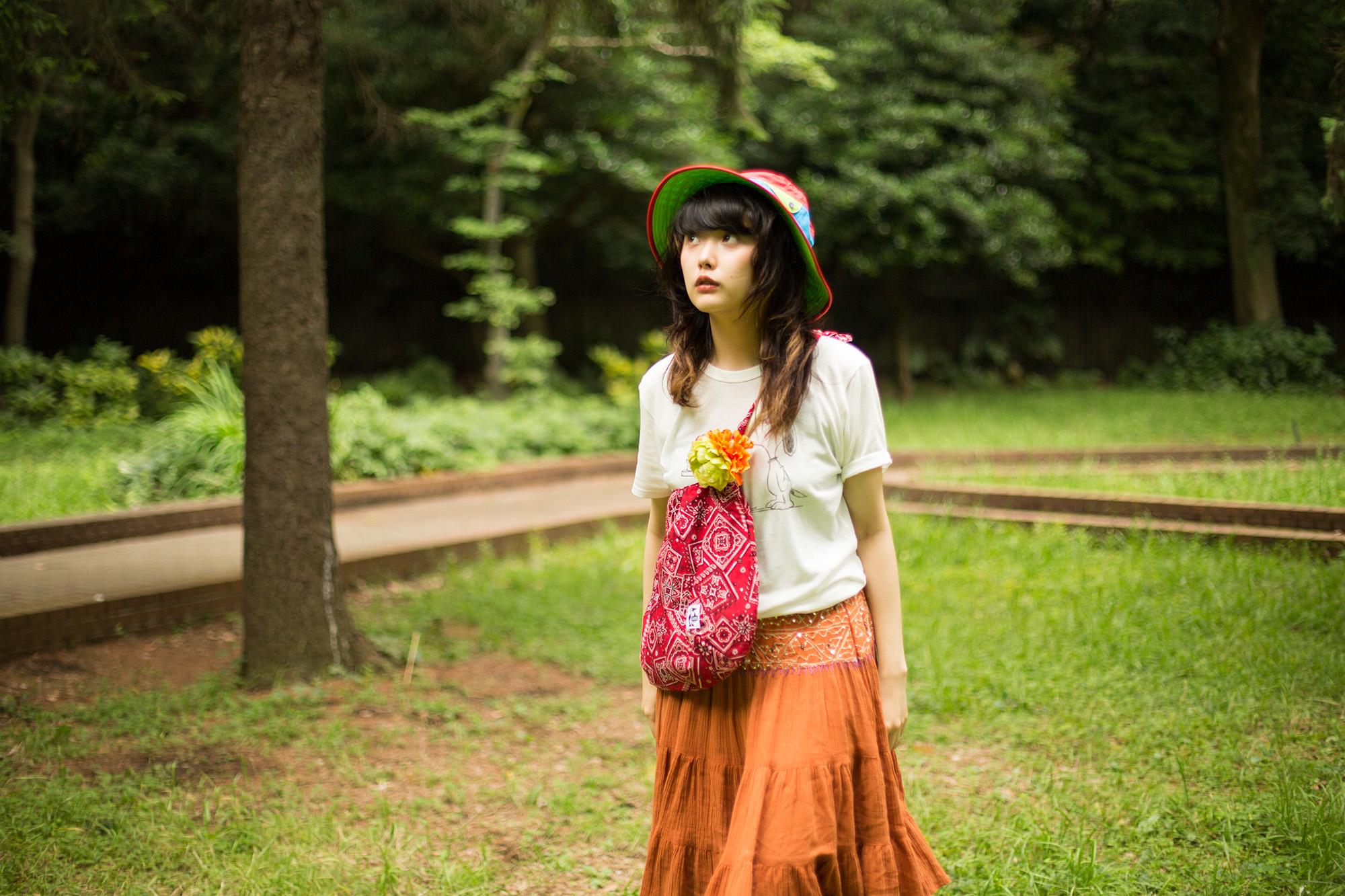 【フェスファッション】フジロックにも着ていきたい!2016年、夏フェスコーデ R7A3986