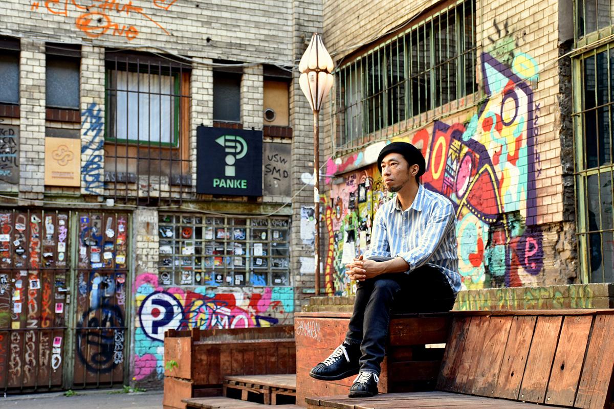 【インタビュー】欧州ツアーを終えたDJ Chidaがベルリンで語る chida1