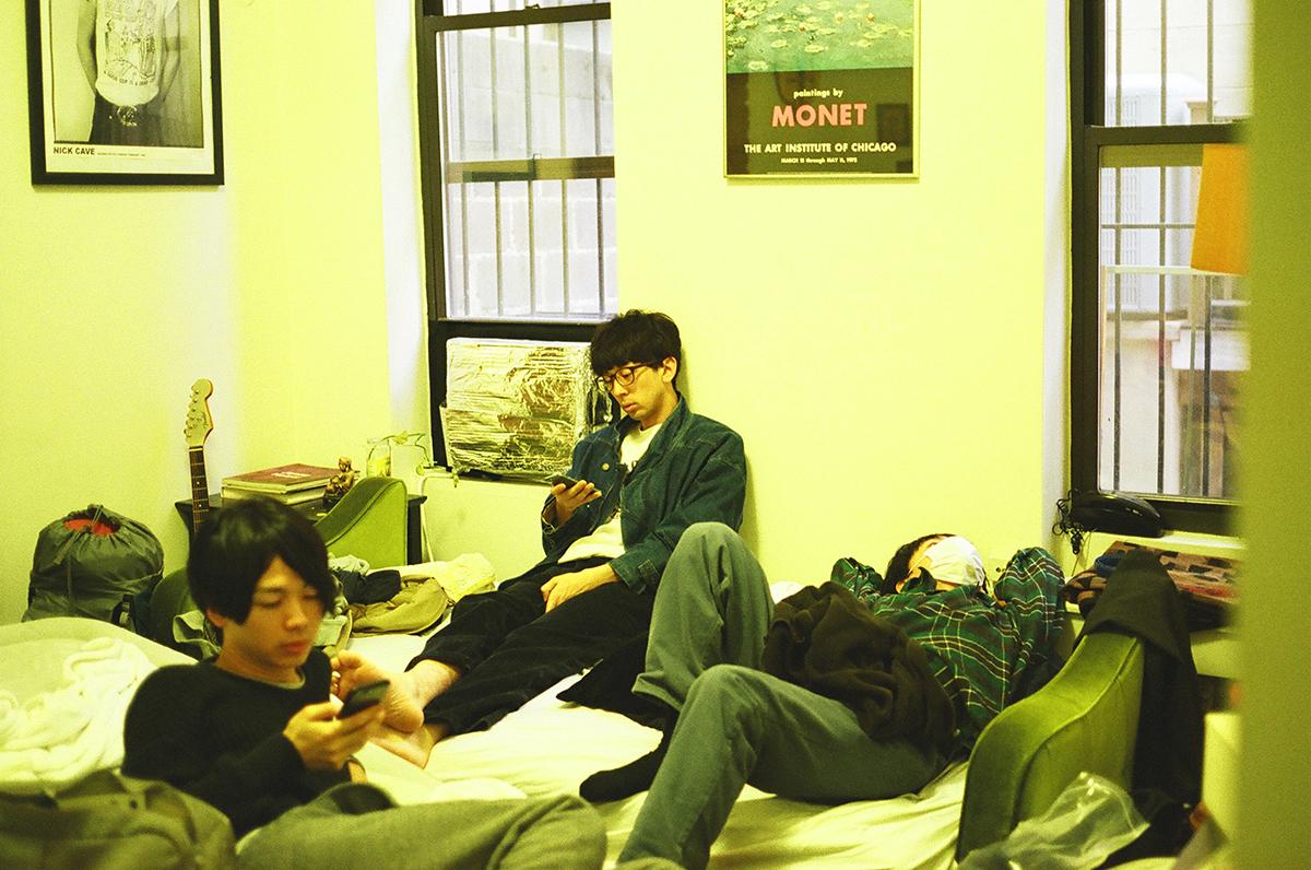 ミツメ、日常に溶け込む1枚『A Long Day』語る interview160628_mitsume_3-1