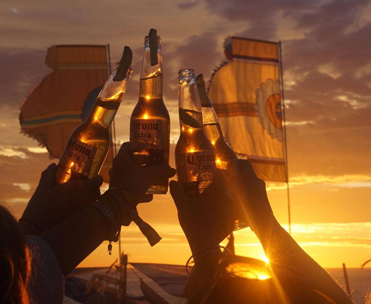 コロナ・エキストラが送るビーチフェスの決定版!沖縄・美らSUNビーチで開催 music160606_corona_5