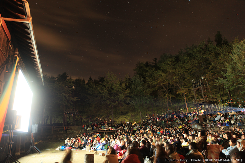 <夜空と交差する森の映画祭2016>で『ソラニン』、『パプリカ』の上映が決定! film160729_forestmoviefestival_4