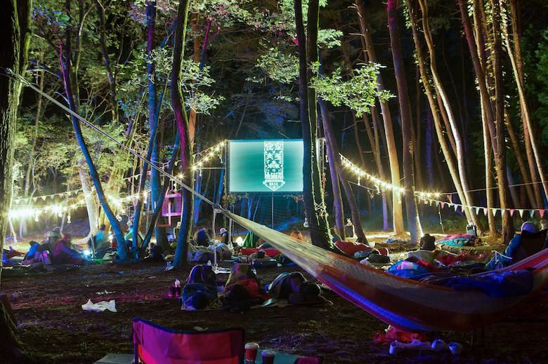 <夜空と交差する森の映画祭2016>で『ソラニン』、『パプリカ』の上映が決定! film160729_forestmoviefestival_6