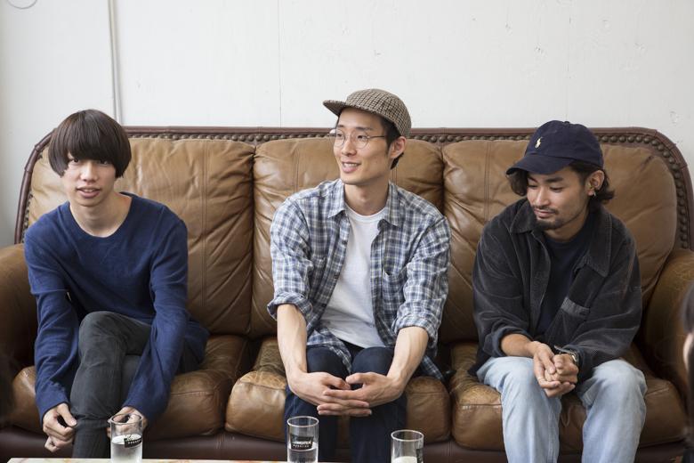 【インタビュー】LUCKY TAPESのルーツとなった楽曲プレイリスト interview160720_luckytapes_2