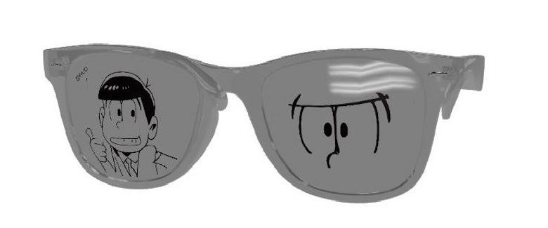 """おそ松さん×JINS!""""推し松""""とのお揃いメガネも作れちゃう!? life160716_jins_1"""