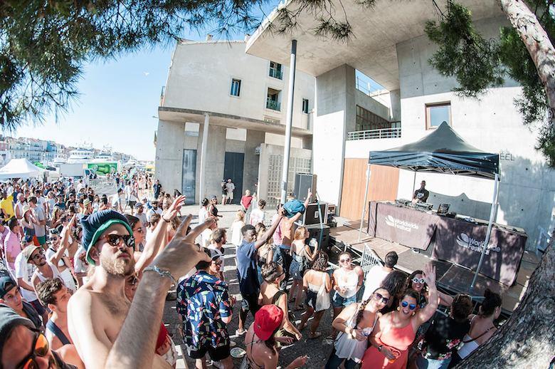南フランスの最高ロケーションで開催!ジャイルス・ピーターソン主催WFレポート! music0715_worldwidefestival_3