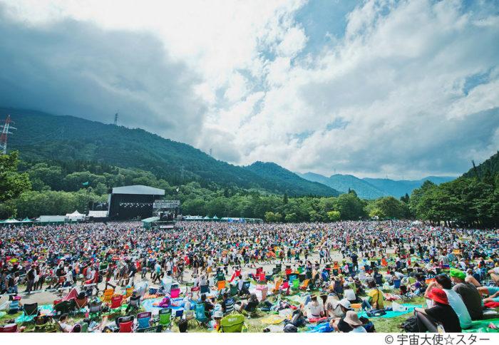 フジロック・フェスティバル '17 開催決定! #fujirock music160705_fujirock_2-700x484