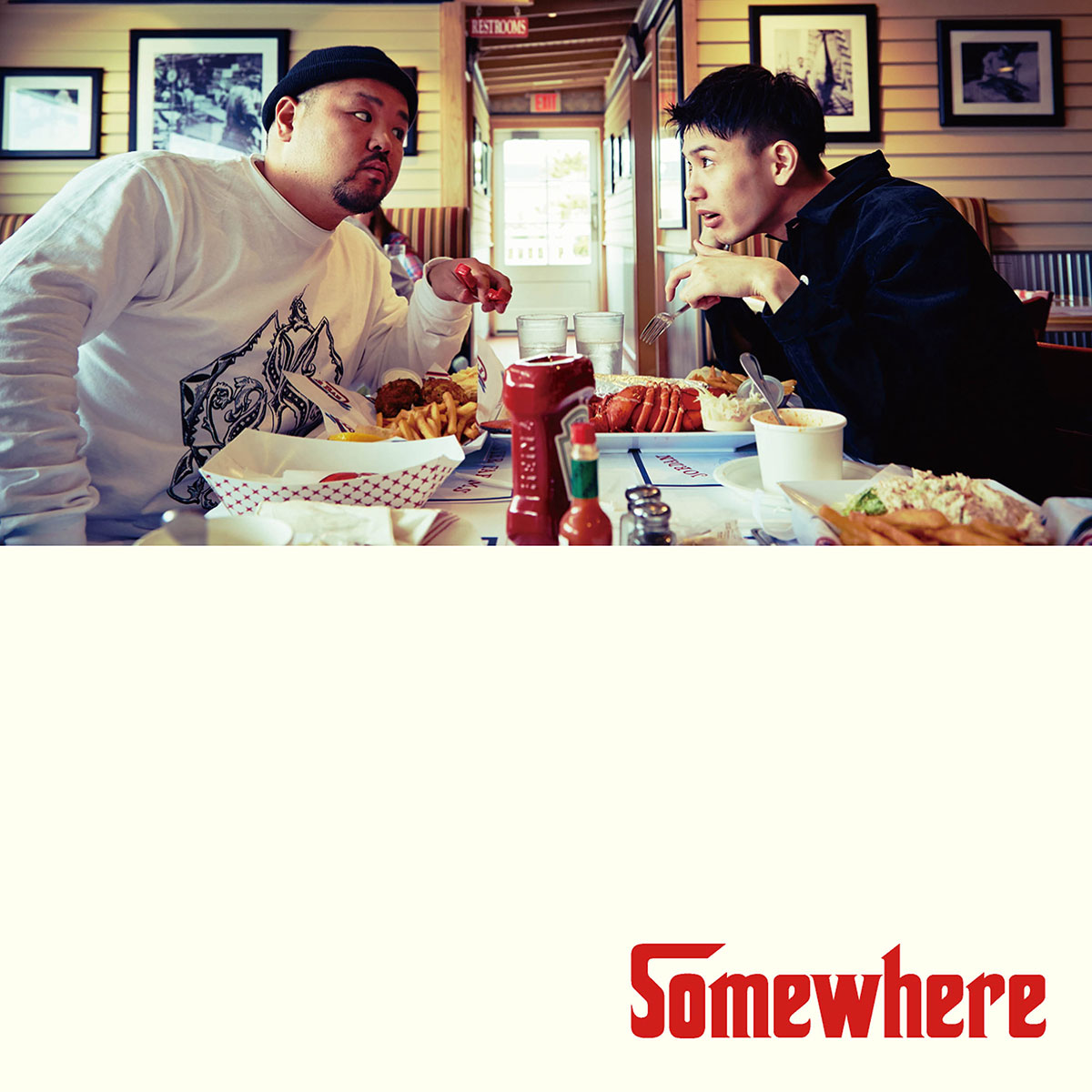 C.O.S.A. × KID FRESINO『Somewhere』からPUNPEE参加の新曲先行配信! music160706_cosa_3