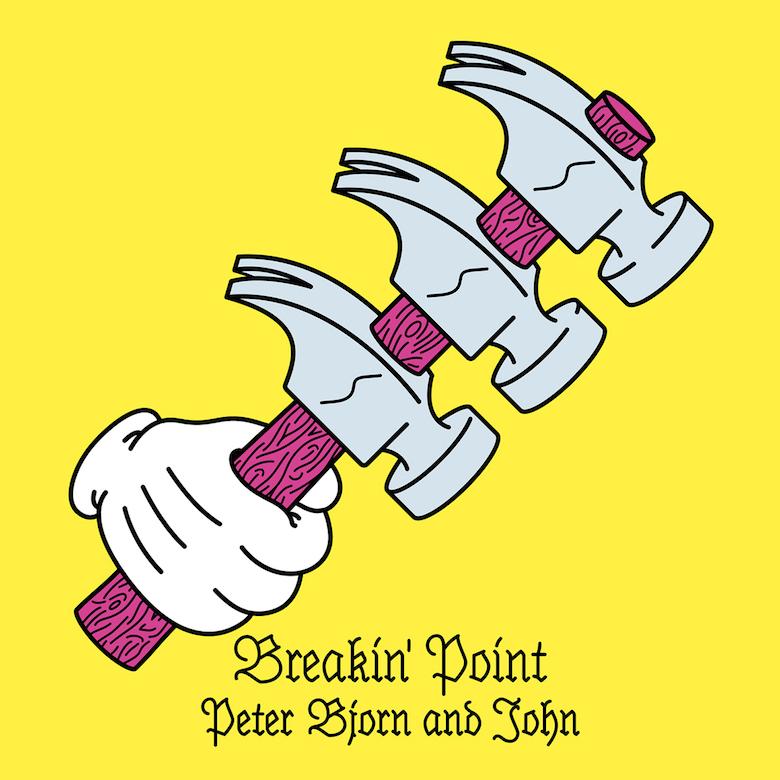 全曲シングル級のポップソング集!ピーター・ビヨーン・アンド・ジョンの『ブレイキン・ポイント』の魅力を徹底解剖! music160719_PBJ_2