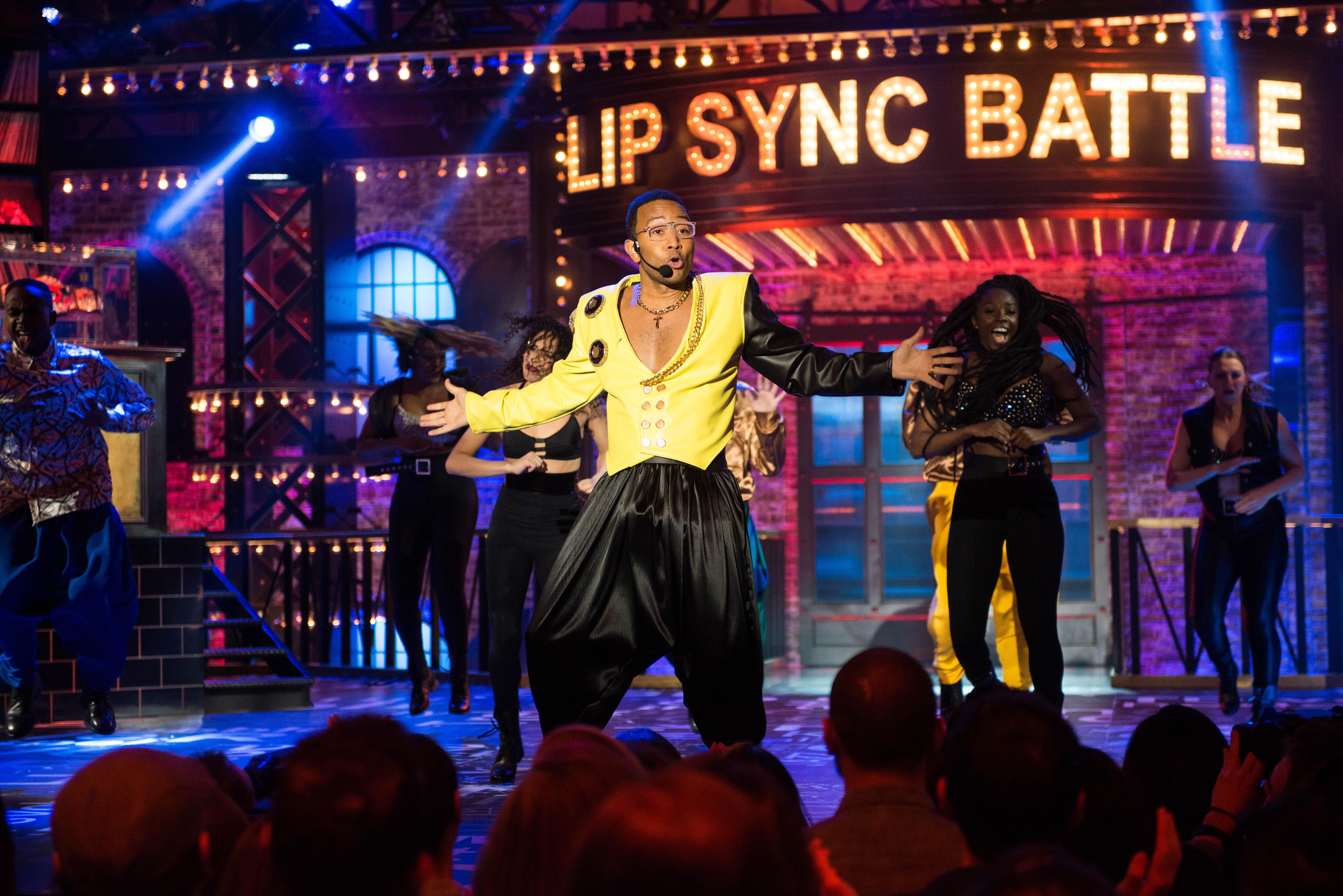 ジャスティン・ビーバーがオジー・オズボーンに!?来日前のリップ・シンクを見逃すな!【MTV LIP SYNC BATTLE特集】 music160720_justinbieber_LSB_2-John-Legend04