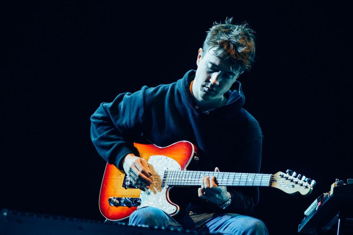 【フォトレポ】ジェイムス・ブレイク、フジロックで圧巻のステージ #fujirock EF7Q4726