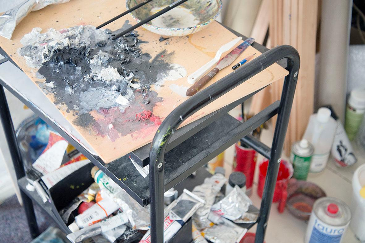 """【インタビュー】""""死後100年に残る絵を描きたい"""" ベルリン在住の油絵画家・星 智に迫る column160817_km_7"""