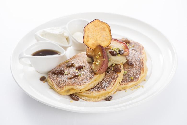 NYの朝食の女王「サラベス」で朝食を。大阪店限定メニューも販売開始! food160826_sarabeth_2