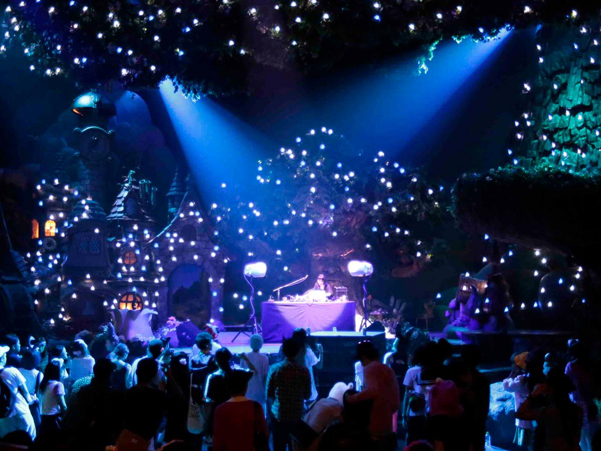 サンリオ × TAICOCLUBハロウィンオールナイトパーティ今年も開催!第一弾にテンテンコら life160810_pink_4