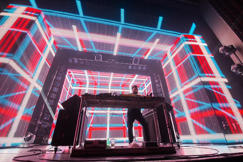 モントリオール発祥 ヴィジュアルアートと電子音楽の祭典<MUTEK>日本初上陸! 13428036_10154180242827856_6626625638971941216_n