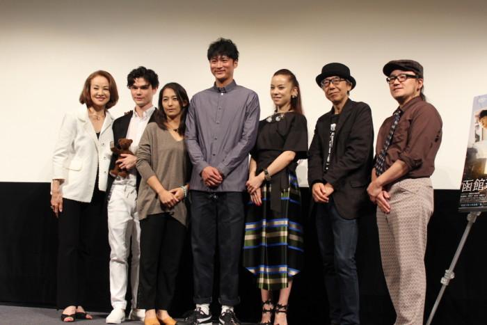 【インタビュー】Azumi × 中島トニー『函館珈琲』への思いや制作背景とは IMG_5875-1-700x467