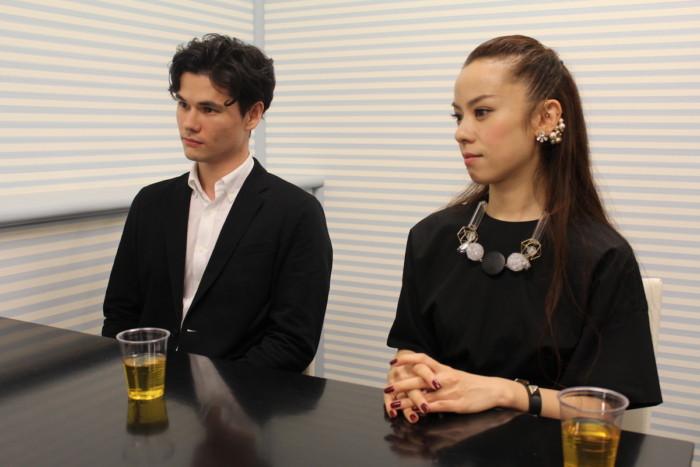 【インタビュー】Azumi × 中島トニー『函館珈琲』への思いや制作背景とは IMG_5895-1-700x467