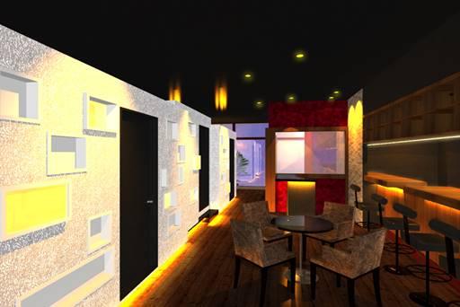 梅田シャングリラ、日本初のライブハウス&ホステルの一体化リノベーションプロジェクト開始! image002