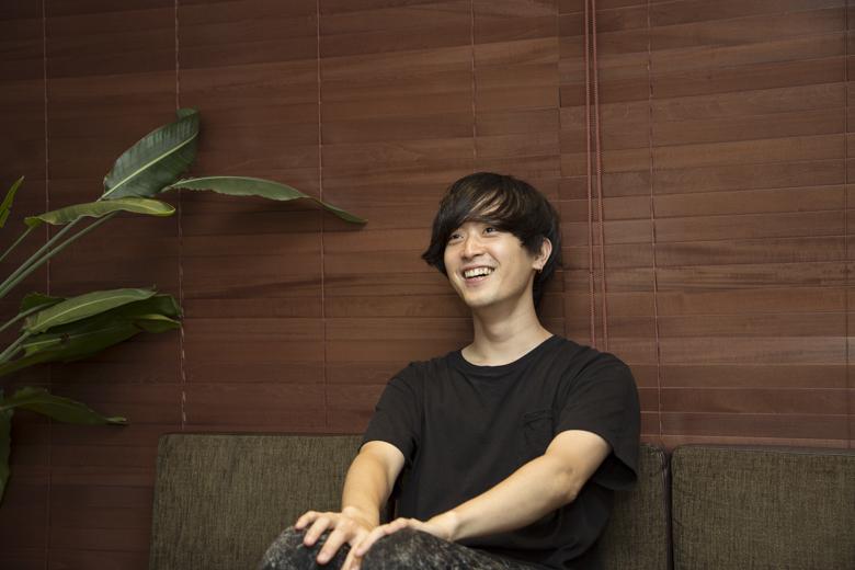 【インタビュー】カラスは真っ白 シミズコウヘイのso good!なプレイリスト interview