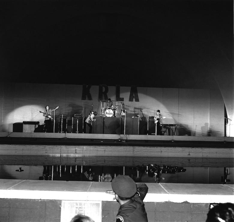 【インタビュー】OKAMOTO'Sいちのビートルズ好きに訊いた!ビートルズ『ライヴ・アット・ザ・ハリウッド・ボウル』の聴きどころとは? music_beatles_2