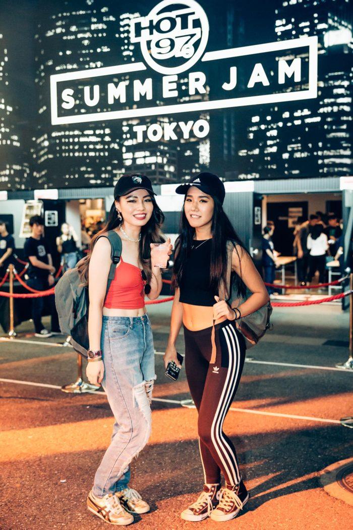 秋フェスコーデの参考に!都市型フェス・ファッションスナップ@HOT 97 SUMMER JAM TOKYO【2016年】
