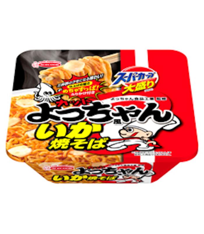 今週発売のカップ麺まとめ。みんな大好き「よっちゃん」とコラボした焼きそばが登場!日本各地のおいしさを伝える和ラーメンも 542_main-700x803