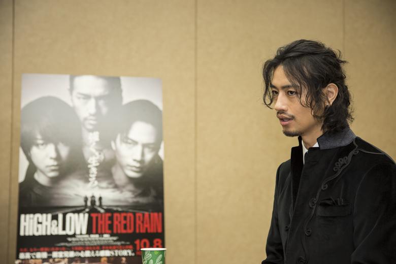 【インタビュー】NEW MOVIEのあの人。斎藤工、映画『HiGH&LOW THE RED RAIN』 7f9609212c7091b96b8c823a5cfe3ed4