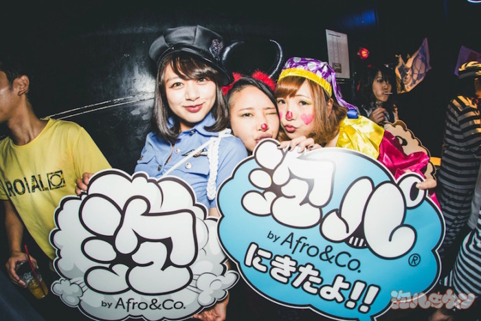 ハロウィンイベントはこれ!渋谷で最強のハロウィンパーティー<泡ハロウィン>開催! #泡ハロウィン art161007_awapa_1-700x467