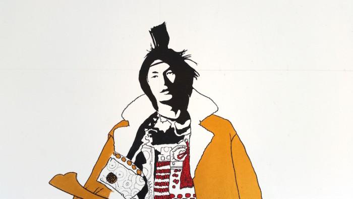 【インタビュー・並河一則】 熊本からライブハウスまで。 並河一則がアートでむすぶ人と人。 interview161014_namikawa_01-700x394