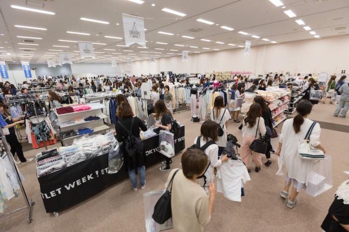 最大90%オフ!?あのブランドが半額以下!?国内最大規模アウトレットフェス<TOKYO OUTLET WEEK>の魅力に迫る! #TokyoOutletWeek life161014_tokyo-outletweek_1-700x467