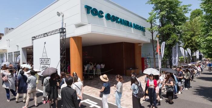 最大90%オフ!?あのブランドが半額以下!?国内最大規模アウトレットフェス<TOKYO OUTLET WEEK>の魅力に迫る! #TokyoOutletWeek life161014_tokyo-outletweek_6-700x357
