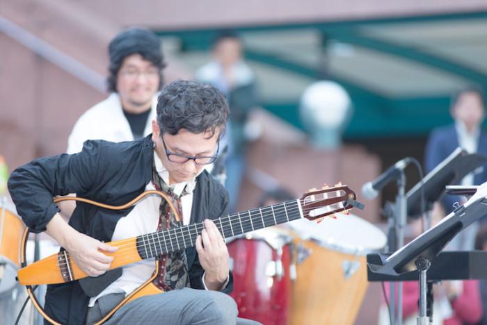 【ライブレポ】ジャイルス・ピーターソンが認めた才能が集結!マイラ・フレイタスと世界に誇る3人の日本人が圧巻のパフォーマンス! music161014_wwjpn_18-700x468