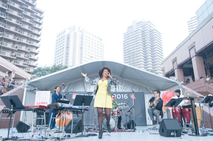 【ライブレポ】ジャイルス・ピーターソンが認めた才能が集結!マイラ・フレイタスと世界に誇る3人の日本人が圧巻のパフォーマンス! music161014_wwjpn_22-700x466