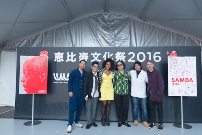 【ライブレポ】ジャイルス・ピーターソンが認めた才能が集結!マイラ・フレイタスと世界に誇る3人の日本人が圧巻のパフォーマンス! music161014_wwjpn_29-700x468
