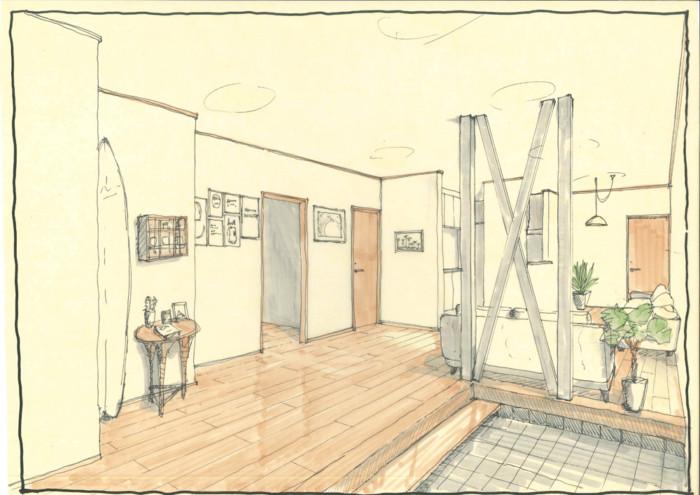 テラハ伊東大輝 × 湘南レーベルが手掛けるシェアハウス「SUNNYSIDE INN」がスタート 1480494562040-700x495
