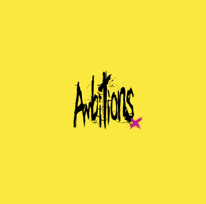 ONE OK ROCK、2年ぶりニューアルバム『Ambitions』リリース決定!! Ambitions_H1_fix-700x691