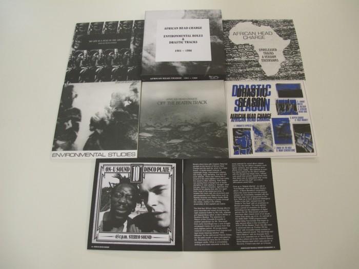 アフリカン・ヘッド・チャージ、完全未発表曲含む47曲入り5CD仕様アンソロジー・ボックス発売! Mu161125_African-Head-Charge_1-700x525