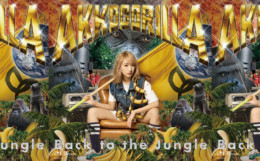 あっこゴリラ「Back to the Jungle」