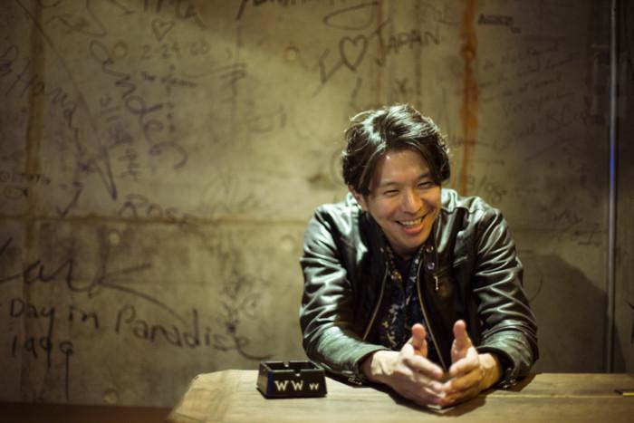【インタビュー】Keishi Tanaka ひとりのミュージシャンのプレイリスト interview161114_keishitanaka_1-700x467