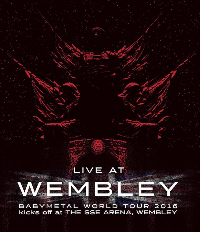 BABYMETAL『LIVE AT WEMBLEY』最新映像公開!2年ぶりライブアルバムのリリースも music161101_babymetal_1-700x811