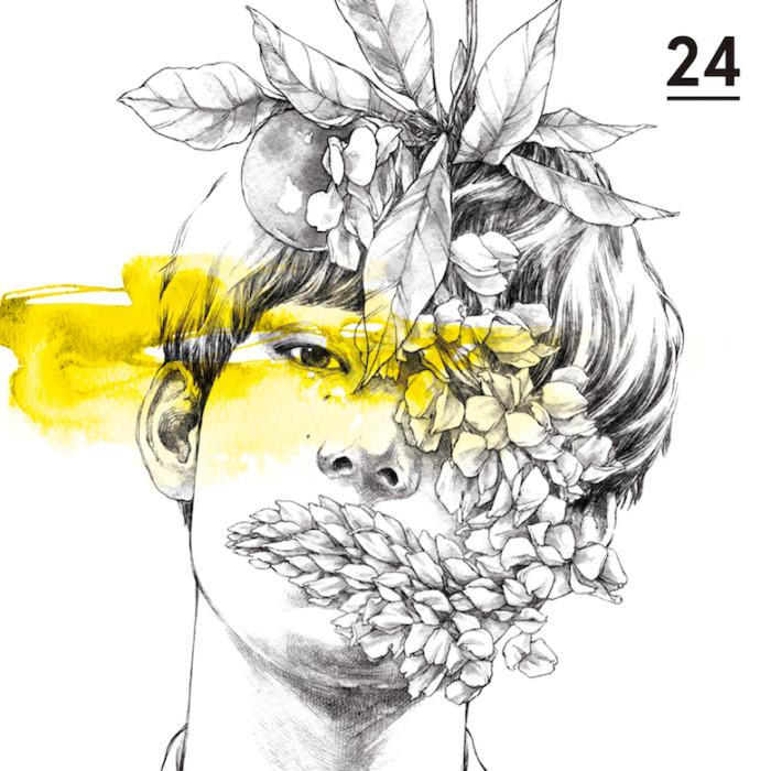 """インスタフォロワー1万人越え!?向井太一、EP『24』からタイトル曲""""24""""のMV公開! taichimukai_24_cover-1-700x700"""