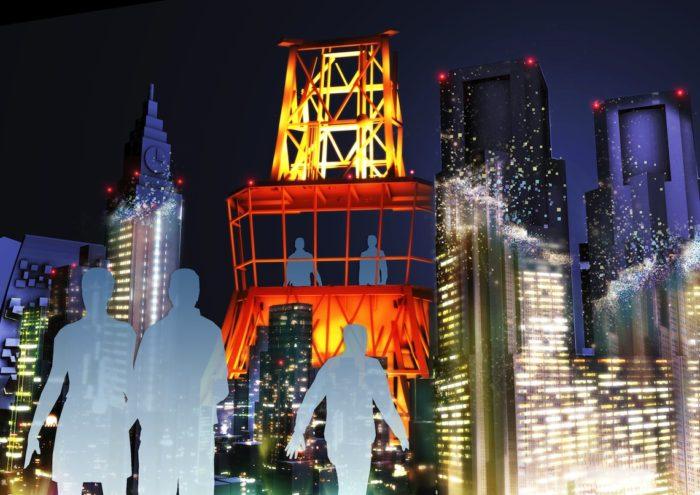 """伝説の東京駅&ジャンボジェット3Dプロジェクションマッピングがよみがえる!?""""都市""""のアート展開催! Ar161220_TOKYO-ART-CITY-by-NAKED_1-700x495"""