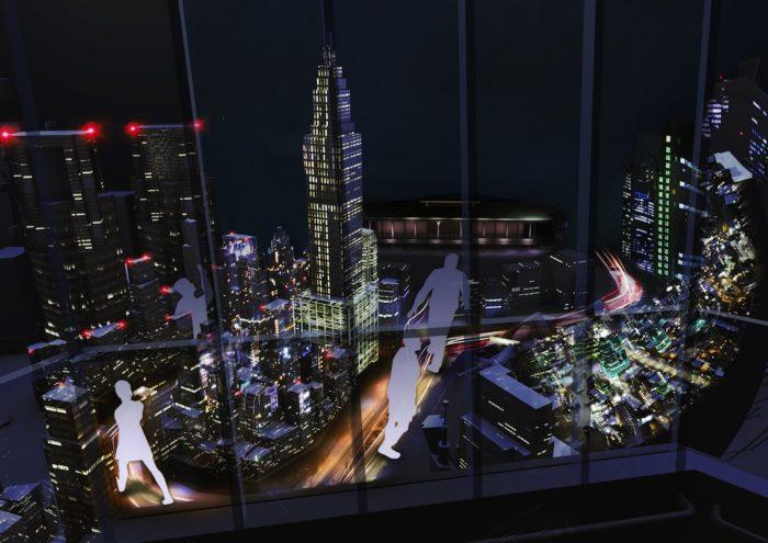 """伝説の東京駅&ジャンボジェット3Dプロジェクションマッピングがよみがえる!?""""都市""""のアート展開催!"""