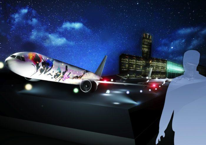 """伝説の東京駅&ジャンボジェット3Dプロジェクションマッピングがよみがえる!?""""都市""""のアート展開催! Ar161220_TOKYO-ART-CITY-by-NAKED_4-1-700x495"""