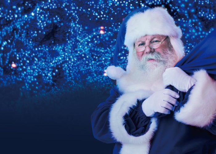クリスマス、<青の洞窟>に雪が降る!巨大ツリー、青サンタも出現!? f82738b6600b5a8928b1860276da037c-700x497