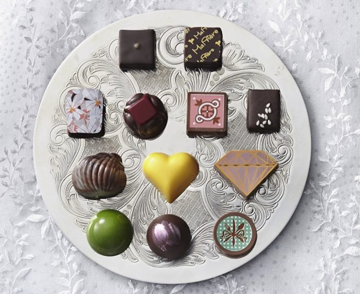 日本初上陸!名店による「チョコレート小籠包」がバレンタイン限定で登場!? 45a01ae0026e25a9b7200b8cc08d3b12-700x571