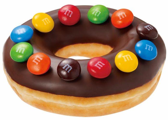 クリスピー・クリーム・ドーナツがハーシー、M&M'S、オレオと夢のコラボ!? 5e4ab34d333e5b3c106b15a4e35c4d38-700x502