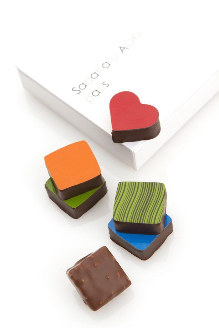 まるでカラーパレット!ビビットカラーのお洒落チョコが期間限定で発売! Fo170119_AOKI-_2