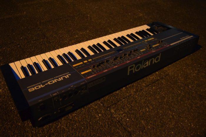 ローランドが80年代に発売し、テクノ・ハウス系ユーザーに人気が高かった『JUNO-106』のサウンドと魅力 Te170102_ju06_4-700x468