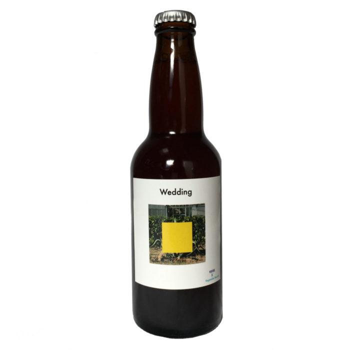 曲によって味が変化!?五感で楽しむ音楽DLコード付きビール『Craft Beer Bottle Series』発売 Wedding_Beer-700x700